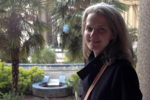 Marianne Dubois Den danske repræsentant på CDI'et