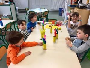 Påske i børnehaven